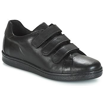鞋子 男士 球鞋基本款 André AVENUE 黑色