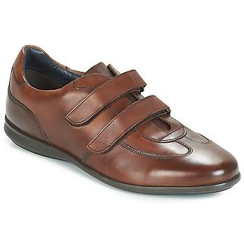 鞋子 男士 球鞋基本款 André FACILE 棕色