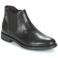 鞋子 男士 短筒靴 André VALOREILLE 黑色