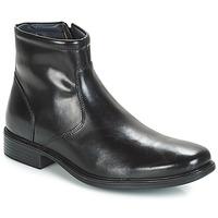 鞋子 男士 短筒靴 André BOULE 黑色