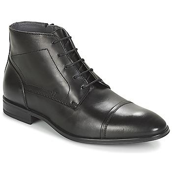 鞋子 男士 短筒靴 André AXOR 黑色