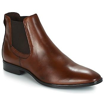 鞋子 男士 短筒靴 André ETNA 棕色