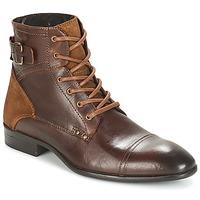 鞋子 男士 短筒靴 André PHILIPPE 棕色