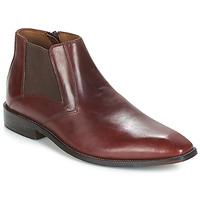 鞋子 男士 短筒靴 André FLORIAN 棕色