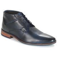 鞋子 男士 短筒靴 André PILOTE 蓝色