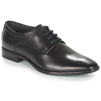 鞋子 男士 德比 André CARIOUX 黑色