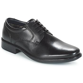 鞋子 男士 德比 André BULLDOG 黑色