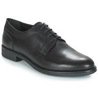 鞋子 男士 德比 André CERNY 黑色