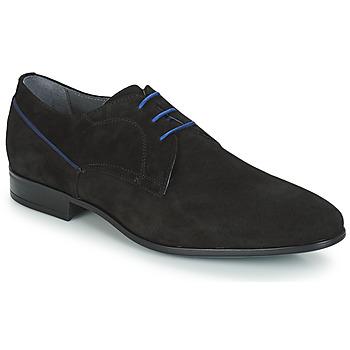 鞋子 男士 德比 André BARI 黑色