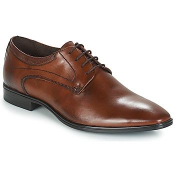 鞋子 男士 德比 André CARIOUX 棕色