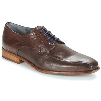 鞋子 男士 德比 André ISLANDE 棕色