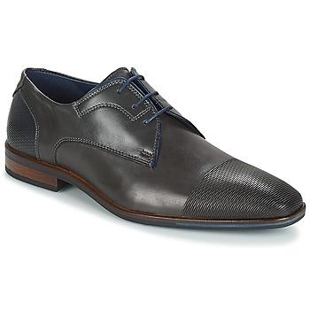 鞋子 男士 德比 André LULU 灰色