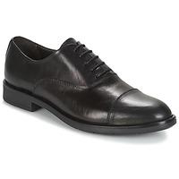 鞋子 男士 系带短筒靴 André LUCCA 黑色
