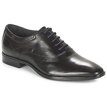 鞋子 男士 系带短筒靴 André MILORD 黑色