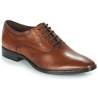 鞋子 男士 系带短筒靴 André MILORD 棕色