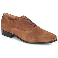 鞋子 男士 系帶短筒靴 André BRINDISI 棕色