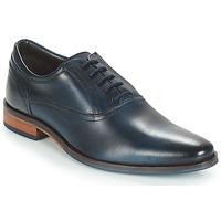鞋子 男士 系带短筒靴 André LISTING 蓝色
