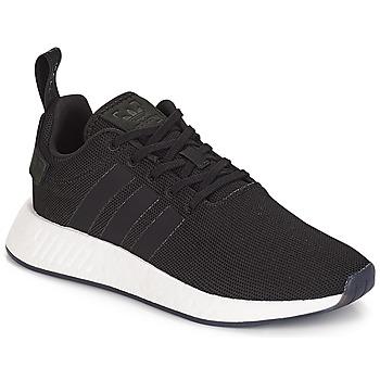鞋子 球鞋基本款 Adidas Originals 阿迪達斯三葉草 NMD R2 黑色