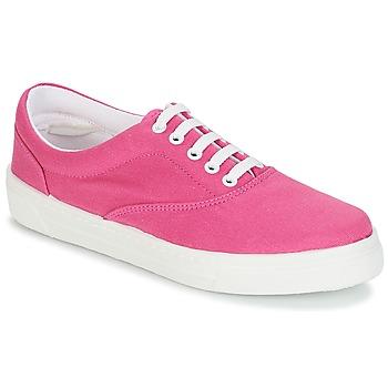 鞋子 女士 球鞋基本款 André BRITNEY 玫瑰色