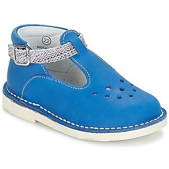 鞋子 女孩 平底鞋 André LE SABLIER 蓝色