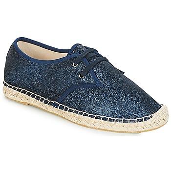 鞋子 女士 帆布便鞋 André DANCEFLOOR 海藍色