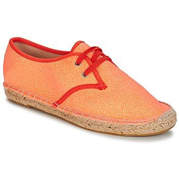 鞋子 女士 帆布便鞋 André DANCEFLOOR 珊瑚色