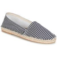 鞋子 女士 帆布便鞋 André JAMAIQUE Rayé / 蓝色