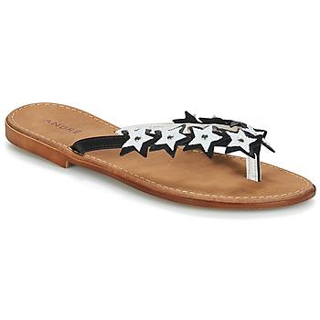 鞋子 女士 凉鞋 André TAM TAM 黑色