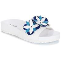 鞋子 女士 休閑涼拖/沙灘鞋 André GARDENIA 藍色