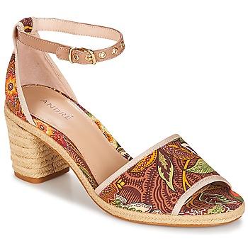 鞋子 女士 凉鞋 André JAKARTA 多色