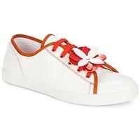 鞋子 女士 球鞋基本款 André GUIMAUVE 红色