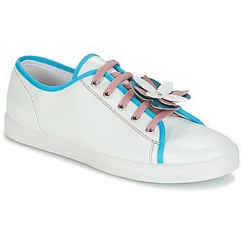 鞋子 女士 球鞋基本款 André GUIMAUVE 绿色