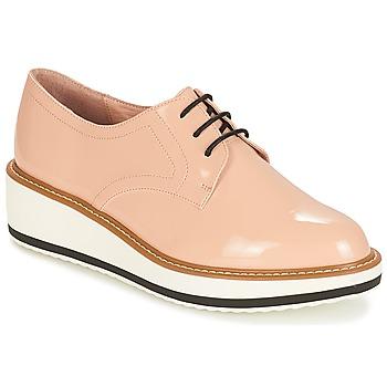 鞋子 女士 德比 André CHICAGO 米色