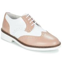 鞋子 女士 德比 André CASPER 米色