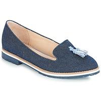 鞋子 女士 平底鞋 André DINAN 牛仔