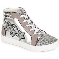 鞋子 女士 高帮鞋 André LOTUS 银色