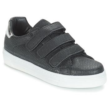 鞋子 女士 球鞋基本款 André CARLINE 黑色