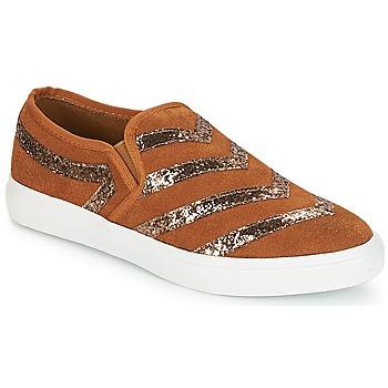 鞋子 女士 平底鞋 André LOUXOR 棕色