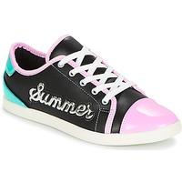 鞋子 女士 球鞋基本款 André LIMONADE 黑色