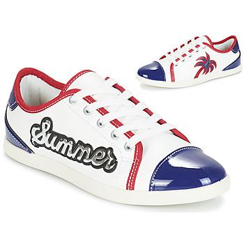 鞋子 女士 球鞋基本款 André LIMONADE 白色