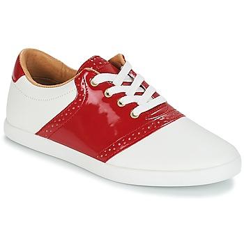 鞋子 女士 球鞋基本款 André LIZZIE 红色