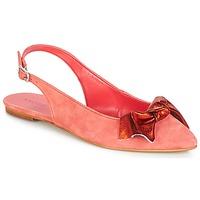 鞋子 女士 平底鞋 André LARABEL 珊瑚色