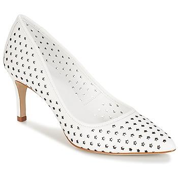 鞋子 女士 高跟鞋 André LOUNA 白色