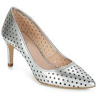 鞋子 女士 高跟鞋 André LOUNA 银色