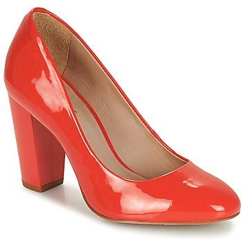 鞋子 女士 高跟鞋 André PIPELETTE 红色