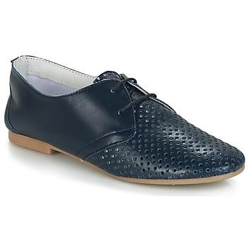 鞋子 女士 德比 André DELICATESSE 海蓝色