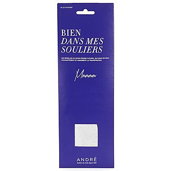 配件 女士 鞋子配件 André SEMELLE EPONGE 白色