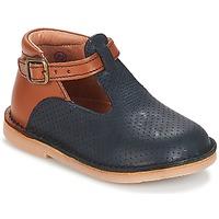 鞋子 女孩 平底鞋 André SABLE 海蓝色