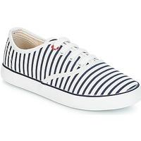 鞋子 女孩 球鞋基本款 André MARINETTE 白色
