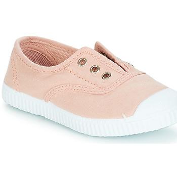 鞋子 女孩 平底鞋 André LES VACANCES 玫瑰色